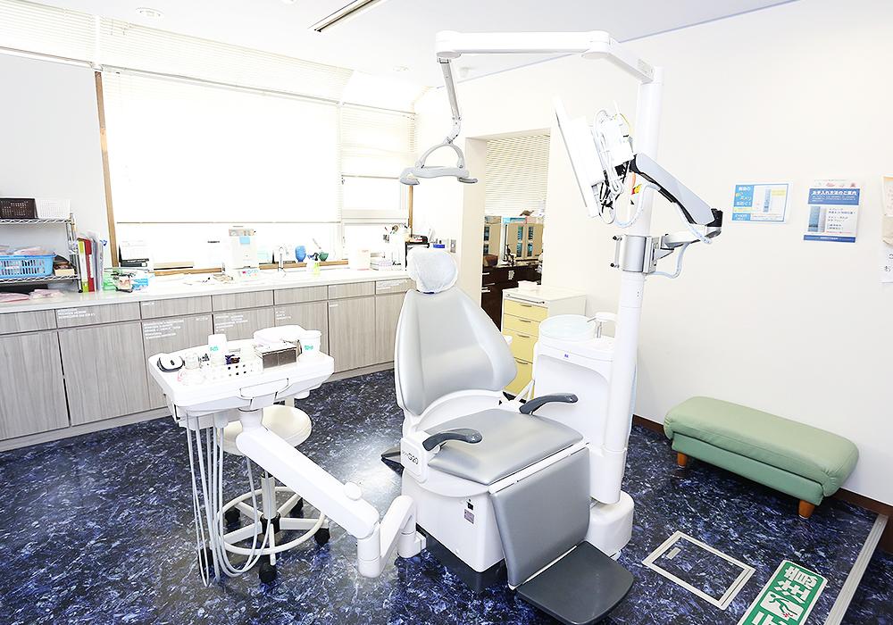 診療室寒色系1000×700